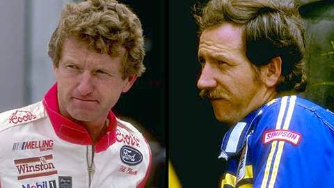 Elliott vs. Earnhardt, May 25, 1987