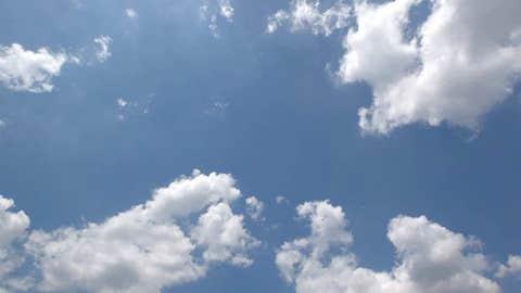 Blue skies for Brad