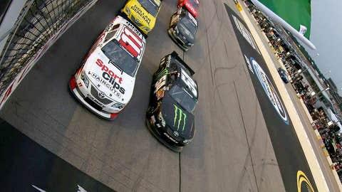 1-2-3 green flag