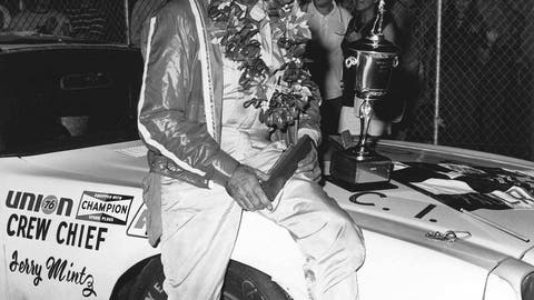 What they're saying about Buck Baker