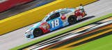 Sprint Cup, Nationwide series action at Charlotte