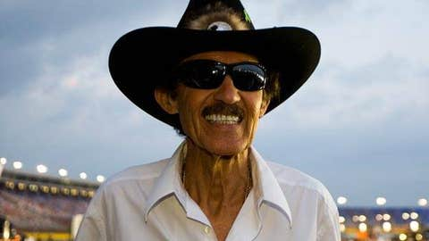 More Richard Petty coverage on FOXSports.com