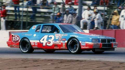 Richard Petty's Hall of Fame credentials