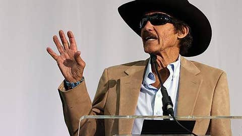 What Richard Petty is saying