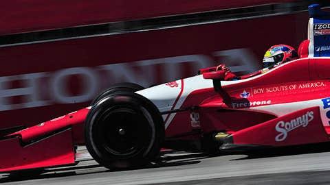 Motor IndyCar Toronto