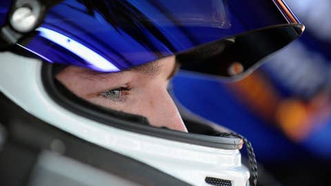 Ty Dillon gets ready for RIR