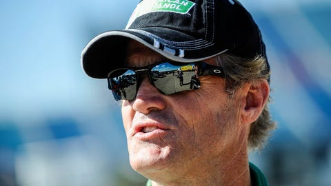 Kenny Wallace race car driver