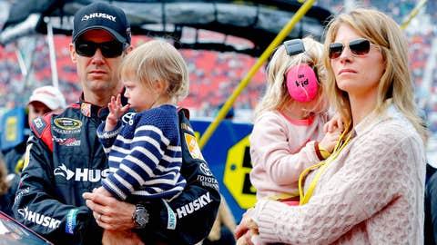 Pre-race parenting