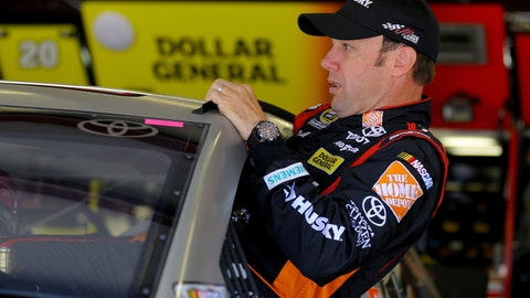 Kenseth is the points leader