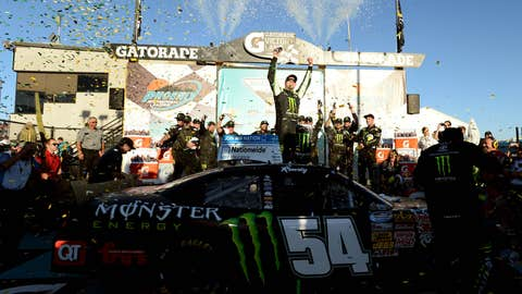Rowdy gets another Nationwide win
