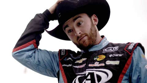 Cowboy contender