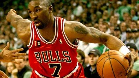 Ben Gordon, SG, Chicago Bulls (unrestricted)