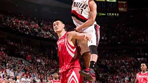 Can Brandon Roy put the Blazers on his back?