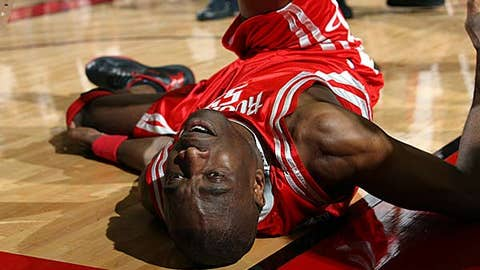 How much will the Rockets miss Mutombo?