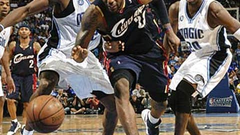 How will the Magic defend LeBron?