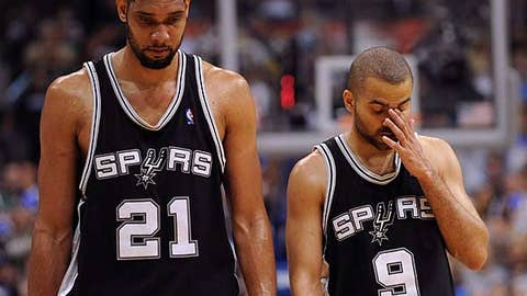Is it time to stick a fork in the Spurs?