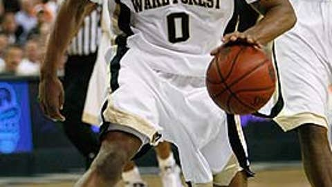Jeff Teague, 6-2, 175, Wake Forest