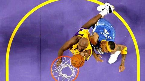 Lamar Odom, SF, Los Angeles Lakers (unrestricted)
