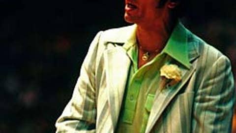 Lenny Wilkens (1,332-1,155, 53.6%)