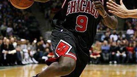 Luol Deng, SF, Chicago Bulls: