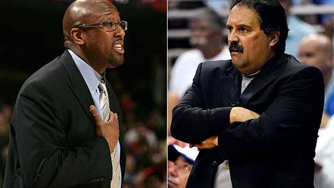 Mike Brown vs. Stan Van Gundy