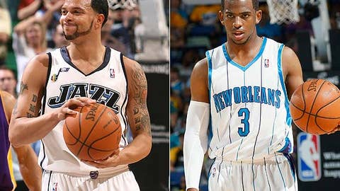 No: Deron Williams and Chris Paul