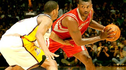 Ron Artest, SF, Houston Rockets (unrestricted)
