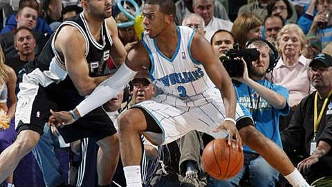 Tony Parker vs. Chris Paul
