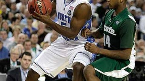 Ty Lawson, 6-0, 197, North Carolina