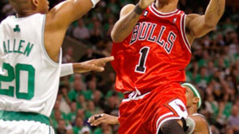 Will Derrick Rose actually play like a rookie?