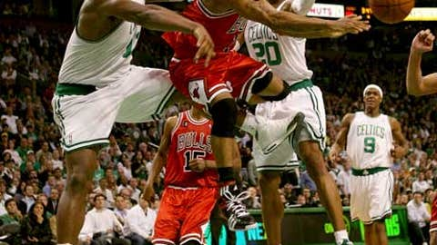 Will the Bulls feel any pressure?