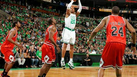 Will the real Ray Allen please show up?