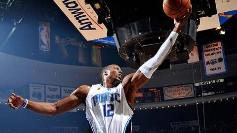 Yes: Dwight Howard, Orlando Magic