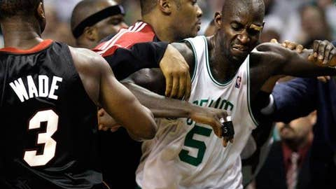 The passion & intensity of KG