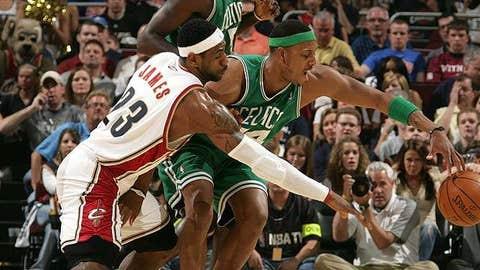 NBA Playoff Photo Gallery