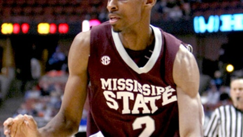 Dee Bost and Ravern Johnson (pictured), Mississippi State