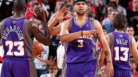 Will the Suns remain the aggressors?