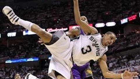 No easy baskets