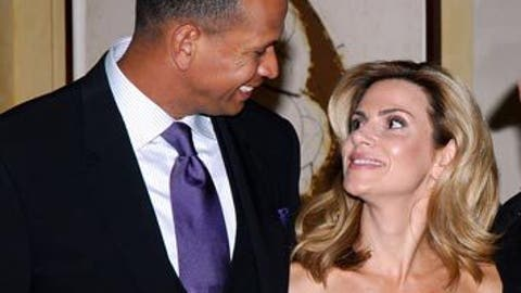Alex Rodriguez and Cynthia Scurtis