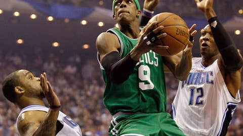 Is Rondo really that much better than Nelson?