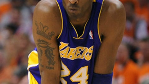 Will Kobe get a little more help?