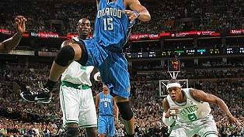 Can the Magic survive with Vince Carter playing like this?