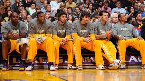 Are the Lakers in deep trouble?