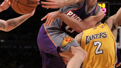 How will L.A. defend the screen and roll?