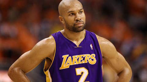 Is Derek Fisher not such a weak link?