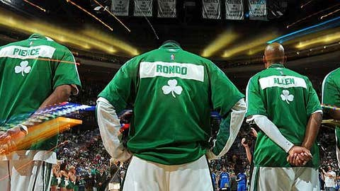 Celtics (Brian Babineau/NBAE via Getty Images)