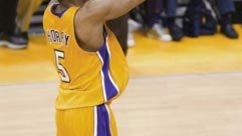 Robert Horry breaks Kings' hearts, 2002 conference finals