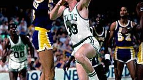 1984 NBA Finals: Celtics 111, Lakers 102