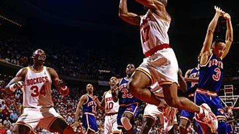 1994 NBA Finals: Rockets 90, Knicks 84