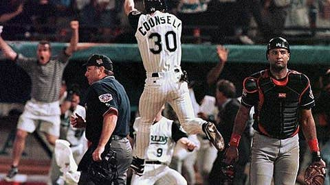 1997 World Series: Marlins 3, Indians 2 (11 innings)
